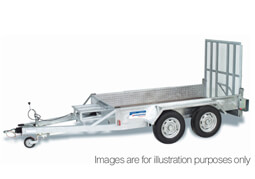 Indespension AD2000 Plant Trailer