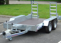 Indespension PL35106 Plant Trailer