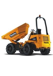 Wickham Diggers 9 Tonne Swivel Dumper