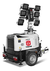 X-Eco 6x160w 48V LED - 9M